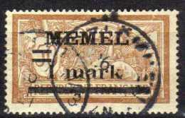 Memel 1920 Mi 26 X, Gestempelt [090913L] @ - Memelgebiet