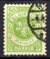 Memel (Klaipeda) 1923 Mi 145, Gestempelt [090913L] @ - Memelgebiet