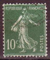 FRANCE - 1921 - YT N° 159  -oblitéré - - France