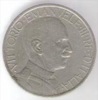 ITALIA BUONO DA 2 LIRE 1926 - 1861-1946 : Regno