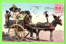 CARRO SICILIANO / Carte écrite En 1920 - Unclassified