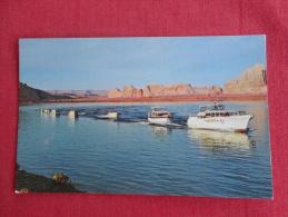 Arizona > Lake Powell  Part Of Canyon Tours Boating Fleet Not Mailed Ref 1061 - Lake Powell