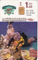 JORDAN - Undersea Treasure 1, 02/98, used