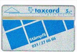 SVIZZERA (SWITZERLAND) - PTT  (L&G)- 1992 STAMPFLI   ( TIRAGE 1200)  - MINT  -  RIF. 4077 - Svizzera