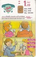 JORDAN - Back to School, 09/98, used