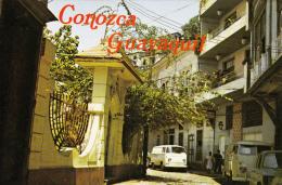 "Colonial Suburb ""The Penas"" Unique Thing Of The Romantic Epoch Of The Colony, GUAYAQUIL, Ecuador, 1950-1970s - Ecuador"