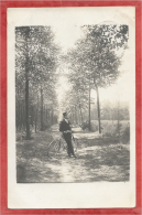 BEERNEM - Carte Photo - Vélo - Voir Cachet - Beernem