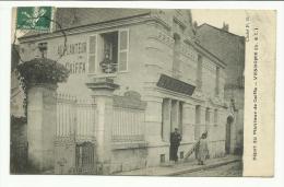 Rare , Cpa  VENDOME , Dépot Du Planteur De Caiffa   , Animé  -  1909 - Vendome