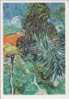 (ART95) VINCENT VAN GOGH. LE JARDIN DU DOCTEUR GACHET A AUVERS SUR OISE - Paintings