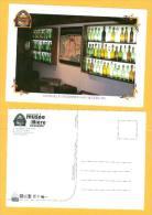 1 CP  Musée De La Bière En Europe (recto-verso) - Bierviltjes