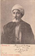 Turquie - Homme Au Turban, 1902, Dos - Türkei