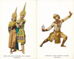 THAILANDE DANCES - Tailandia