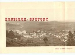 ESPANA < CALDAS De REYES - Vista General - Vision Por E. Diez Altable Formato 40 Cm X 15 Cm - Dos Scanné - Pontevedra