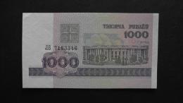 Belarus - P 16 - 1000 Rublei - 1998 - Unc - Look Scan - Belarus