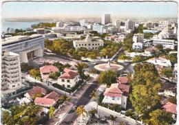 Gf. DAKAR. Vue Sur La Place Ch. Tascher. 3064 - Sénégal