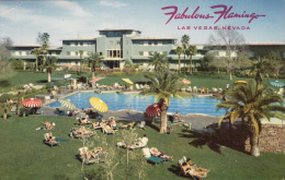 Fabulous Flamingo - Las Vegas, Nevada, 1957, Timbre - Las Vegas