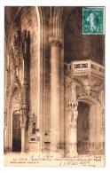 (RECTO / VERSO) LILLE EN 1910 - N° 14 - EGLISE ST ANDRE - PORTES INTERIEURES DU XVe SIECLE - Lille