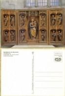 Ak Deutschland - Quedlinburg - Marktkirche,church,Eglise - Flügelaltar - Madonna - Vierge Marie & Madones