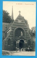CP, 76, BOLBEC, Chapelle Ste Anne, Ecrite - Bolbec