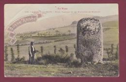 81 - LACAUNE LES BAINS - 090913 - Peyro Plantado Et Les Montagnes De Montalet - France