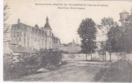 Villepinte - Sanatorium , Pavillon Sud Ouest - Villepinte