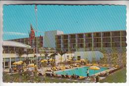 BERMUDES ( Bermude ) SOUTHAMPTON : The Pool At The Carlton Beach Hotel - CPSM PF - Bermudes