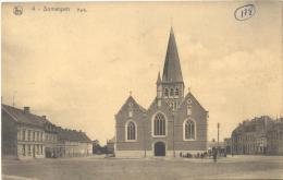 Op915: Nels 4- SOMERGEM - KERK - Zomergem