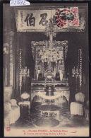 Tonkin : Thài-Ap - Hanoï - Salon Du Palais De L'ancien Vice-Roi Hong-Cô-Cai ; Timbre Indochine Française 1912 (12´692) - Viêt-Nam