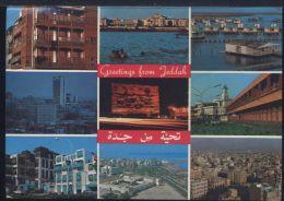 WA793 GREETINGS FROM JEDDAH - Arabie Saoudite