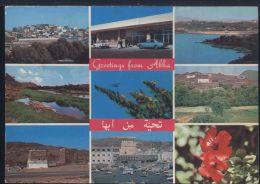 WA794  GREETINGS FROM ABHA - Arabie Saoudite