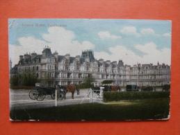 27263 POSTCARD: SUSSEX: Grand Hotel, Eastbourne. - Eastbourne