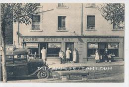 69 // COURS  Place De La République, Nouvel Hotel, GIRAUD CHERPIN / AUTOBUS  CITROEN 427 / ANIMEE - France