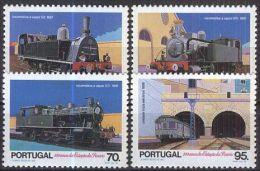 PORTUGAL 1990 MI-NR. 1842/45 ** MNH (109) - Nuovi