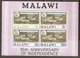 MALAWI 1974 - Yvert #H37 - MNH ** - Malawi (1964-...)