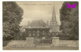 BAONS LE COMTE - Le Vieux Château - Francia