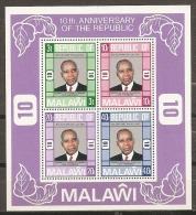 MALAWI 1976 - Yvert #H44 - MNH ** - Malawi (1964-...)