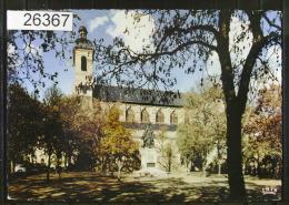 Figeac L'eglise Saint Sauveur - Figeac