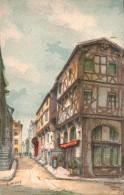 63 MONTFERRAND LA MAISON DE L'APOTHICAIRE ILLUSTRATION DE BARDAY PAS CIRCULEE - Clermont Ferrand