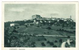 CARTOLINA - COMPIANO PANORAMA  - VIAGGIATA NEL 1930 - PARMA - Parma