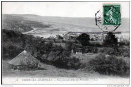 76 - TOUVILLE DEAUVILLE - VUE GENERALE PRISE DES FREMONTS - France