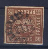 Bayern Michel No. 4 II gestempelt used Nummernstempel 211