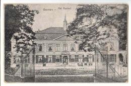 D 11140  -  BEERNEM  -  het kasteel