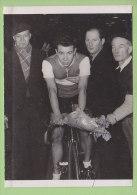 VIDAL, Autographe Manuscrit, Dédicace. 2 Scans. Photo Picoche - Cyclisme