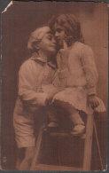 """ A Love Match."", - Raphael Tuck  Carbonette Postcard # 4590 , Lot # T 30 - United Kingdom"