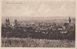 CPA NAUMBURG- PANORAMA - Naumburg (Saale)