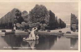 CPA WIEN- SCHONBRUNN PALACE, NYMPHE FOUNTAIN, GARDEN - Château De Schönbrunn