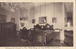 CPA WIEN- SCHONBRUNN PALACE, FRANZ JOSEPH AND ELISABETA SLEEPING CHAMBER - Château De Schönbrunn