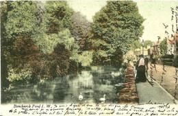 Autres. Bonchurch Pond I W. - Angleterre