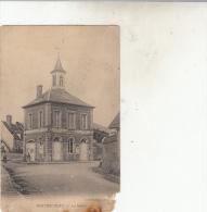Berthecourt  La Mairie - Francia
