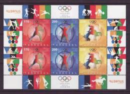 Armenia 2012, Olympic Games LONDON 2012, Sheet  - MNH ** - Summer 2012: London